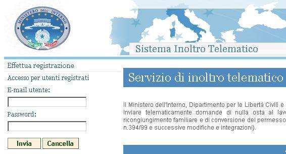 Verifica risultato test di italiano paesi pubblica for Permesso di soggiorno dopo matrimonio